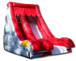 Volcano Dry Slide  rental San Antonio, TX