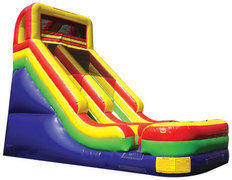 21' Dry Slide rental San Antonio, TX