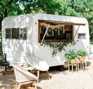 Mobile Vintage Bar rental San Antonio, TX