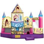 Bounce House Disney Princess 5 in 1 Combo rental San Antonio, TX