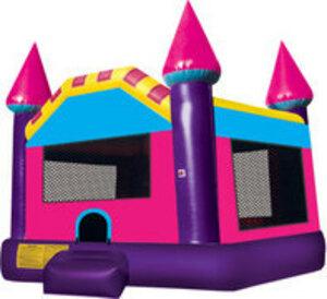 13x13 Dream Castle Bounce House rental San Antonio, TX
