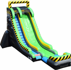 22' Dry or Water Slide rental San Antonio, TX