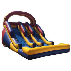 16' Dual Lane Water Slide rental San Antonio, TX
