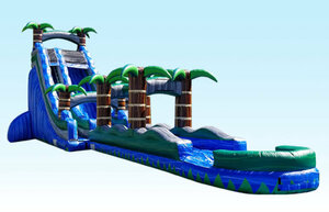 27' Water Slide rental San Antonio, TX