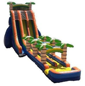 27' Water Slide with Slip N Slide rental San Antonio, TX