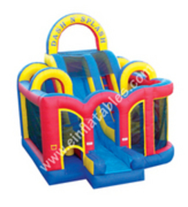 Dash 'n' Splash Dry Obstacle Course  rental San Antonio, TX