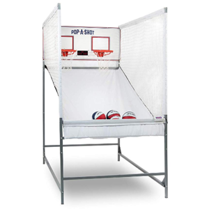 Double Shot Basketball Game rental San Antonio, TX