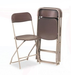 Brown Folding Chair rental San Antonio, TX
