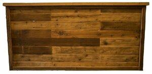 Rustic Wooden Bar rental San Antonio, TX
