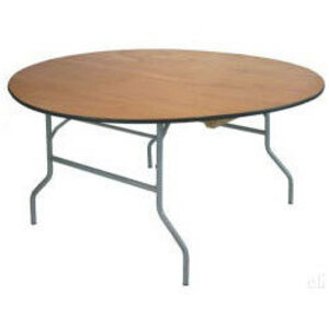 """72"""" Round Table rental San Antonio, TX"""