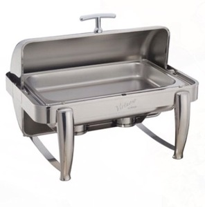 Virtuoso Roll Top 8 QT Chafer rental San Antonio, TX