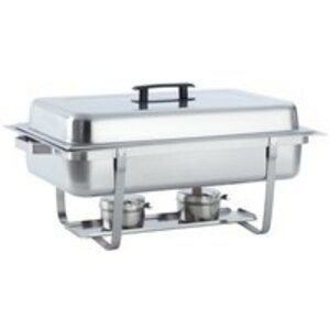 Rectangular Chafer Food Pan rental San Antonio, TX