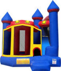 Backyard Bounce & Slide Bounce House rental San Antonio, TX