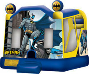 Batman Combo Bounce House rental San Antonio, TX
