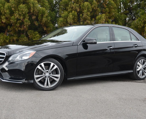 Mercedes E350 rental San Antonio, TX