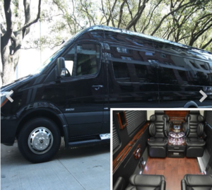 Mercedes CEO Sprinter rental San Antonio, TX