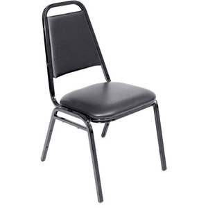 Conference Chair - Black Padded rental San Antonio, TX