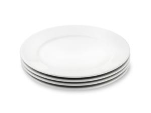 White China Dinner Plate rental San Antonio, TX