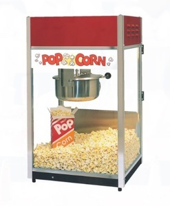 Tabletop Popcorn Machine rental San Antonio, TX