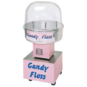 Cotton Candy Machine with Stand rental San Antonio, TX