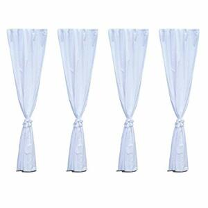 Tent Leg Pole Drapes rental Austin, TX