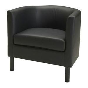Black Round Chair rental Houston, TX