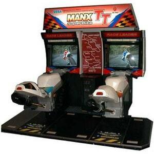 Superbikes Arcade Game rental Houston, TX