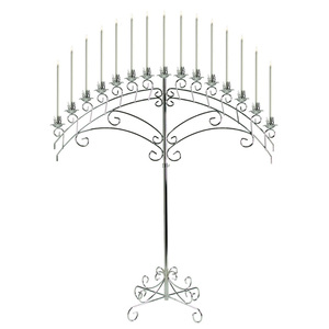 15 Light Candelabra rental Houston, TX