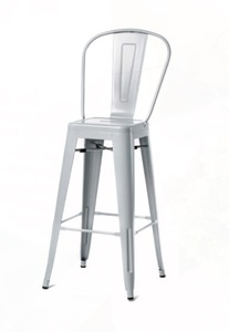 Oscar Metal Barstool rental Houston, TX