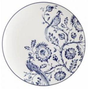 Bird Print Salad Plate rental Houston, TX