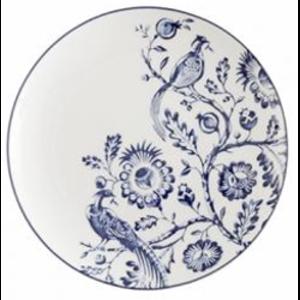 Bird Print Salad Plate rental Houston, TX