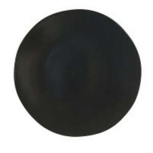 Charcoal Dinner Plate rental Houston, TX