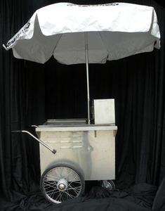 Hot Dog Cart rental Houston, TX