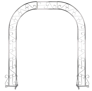 Silver Arch with Extension rental Houston, TX