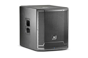 Powered Speaker - JBL PRX 715 XLF rental Houston, TX