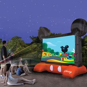 Mickey Mouse Screen rental Houston, TX