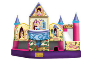 Princess Bouncy House rental Houston, TX