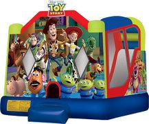 Toy Story Bouncy House  rental Houston, TX
