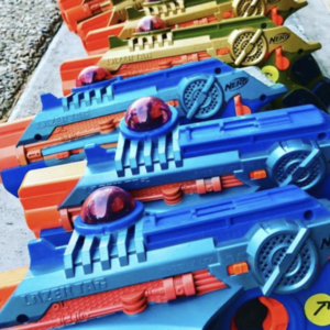 Laser Tag rental Houston, TX