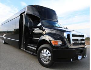 50 Passenger Mini Bus rental Houston, TX