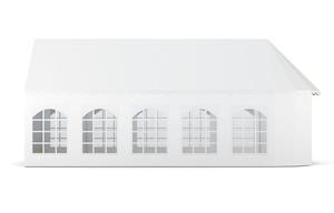 20 x 50 White Frame Tent rental Houston, TX