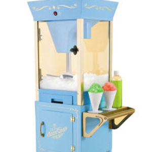 Snow Cone Machine with Cart rental Houston, TX