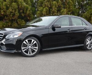 Mercedes E350 rental Houston, TX