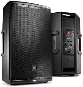 Powered Speaker - JBL EON 615 rental Houston, TX