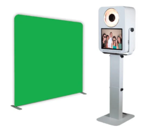 Green Screen Photo Booth rental Houston, TX