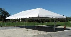 30 x 50 Tent rental Austin, TX