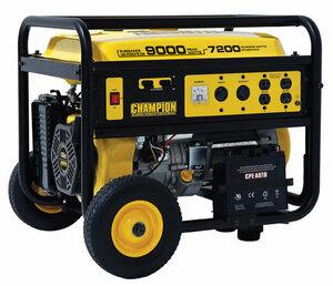 7500 Watt Generator rental Dallas-Ft. Worth, TX