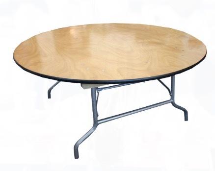 """48"""" Round Children's Table rental Dallas-Ft. Worth, TX"""