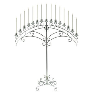 15 Light Candelabra rental Dallas-Ft. Worth, TX
