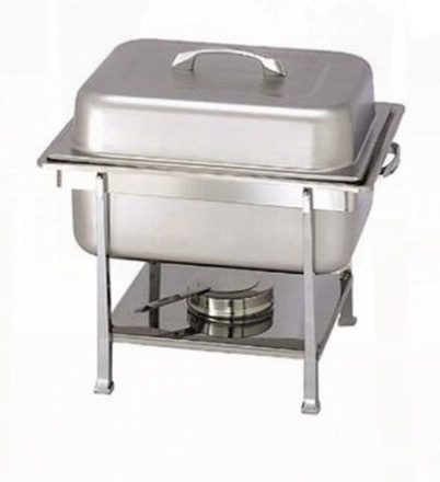 Stainless 4 QT Chafer rental Dallas-Ft. Worth, TX